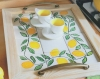 Поднос из керамической плитки