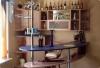 Очарование роскоши: бар в квартире