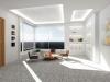 Современная гостиная: максимум пространства!