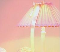 Атласная лампа