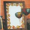 Зеркало с росписью
